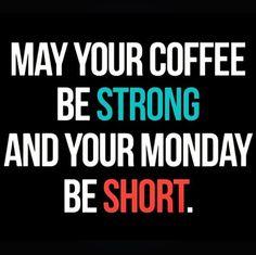 Is it Monday already? ☕️