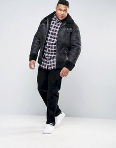 3d50af2a1988 45 Amazing Plus Size Men Outfit Ideas You Can Wear