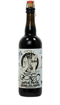 Flying Dog Brewery Barrel aged Gonzo Imperial Porter
