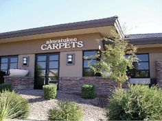 Clothes Minded supports other area businesses like Ahwatukee Carpets