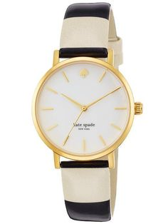 great gifts: fun kate spade watch