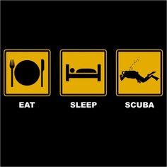 scuba lifestyle