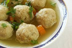 """Do not like chicken soup my mother . Yummy Bites from Israeli cuisine: chicken soup - H""""fnitzilin """"of the Jewish mother - ISRAELI FOOD - Israeli food Healthy Hanukkah Recipes, Hanukkah Food, Healthy Gourmet, Passover Recipes, Jewish Recipes, Holiday Recipes, Passover Meal, Seder Meal, Hannukah"""