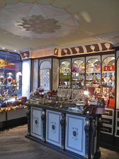 Meert, Paris, France by MyKugelhopf, via Flickr