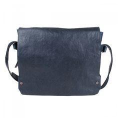 messengerbag (blue)