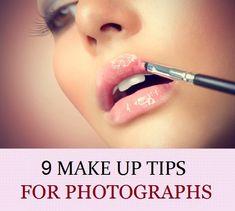 9 Make up tips for Photographs