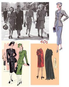 Años 40's