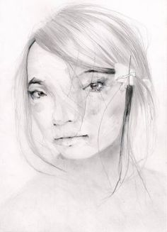"Saatchi Art Artist Adrien Patout; Drawing, ""N"" #art"