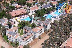 Grand Üçel Hotel Fethiye - Ölüdeniz - En Ucuz Erken Rezervasyon Fiyatları ile Heryerden Tatil 'de