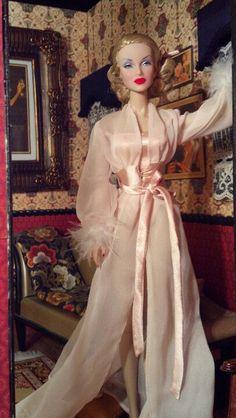 Fashion royalty Barbie diorama by: Chad Game