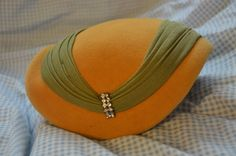 Vintage Gage Original Hat by OurFirstProject on Etsy, $35.99
