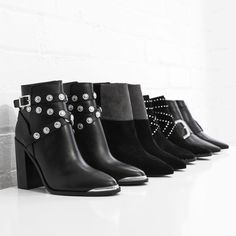 beautiful black boots [SENSO]