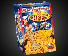 MacAweenie & Cheese | DudeIWantThat.com