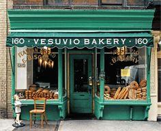 Vesuvio Bakery | New York City
