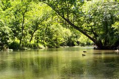 Little Niangua in MO.  We have a family float trip at a campground on the river- beautiful location for a river wedding