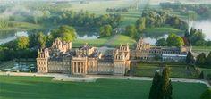 Foto Blenheim Palace