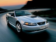 2004 Ford Mustang 40th Anniversary Edition for my 40th Weddding Anniversary! Great Idea!