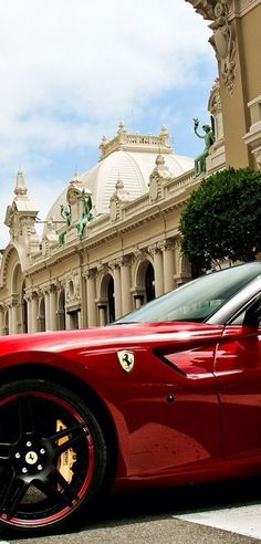 Red Ferrari style. Luxury life, luxury goods, exclusive design, luxury furniture, private collection. For more design news: http://www.bocadolobo.com/en/news-and-events