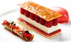 Fine Dining Plated Desserts | Fine dining with Vitisasia | Vitisasia. Indulgence in fine wines and ...