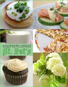 St. Patrick's Day Cocktail Party