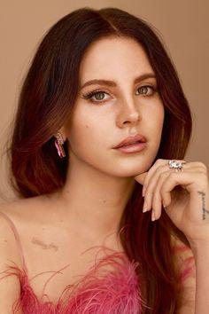Lana Del Rey, Elle UK