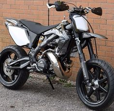 Super Moto Bike