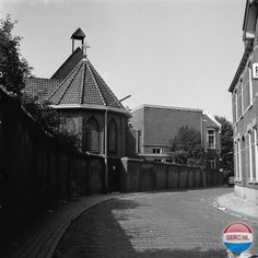 St. Annastraat Hilversum (jaartal: 1970 tot 1980) - Foto's SERC