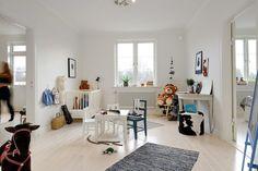 Top 10 camere de copii în stil suedez – DesignTherapy