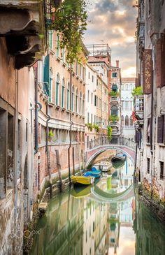 Venice, Italy More