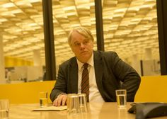 Philip Seymour Hoffman in A Most Wanted Man, based on John le Carre book