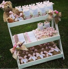 Baby shower for a girl inspiration Shower Party, Baby Shower Parties, Baby Shower Themes, Shower Ideas, Bar Deco, Chocolate Wrapping, Fiesta Baby Shower, Baby Favors, Baby Shawer
