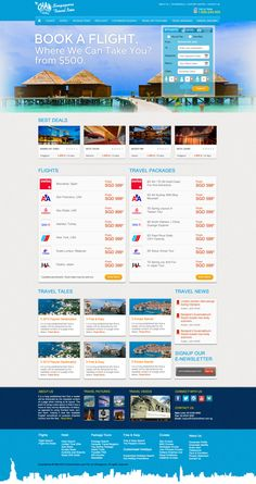 Chan Brothers (Website Redesign) by Owais Farooqi aka Romi, via Behance