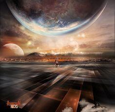 Artwork for my band AmbitionRocks Celestial, Band, Digital, Artwork, Painting, Outdoor, Outdoors, Sash, Work Of Art