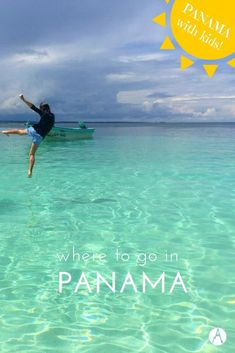 Panama Family Vacation: Where to go in Panama with kids. During our 3-year posting in Panama, many people asked me for tips on where to go in Panama on a family vacation. Depending on the needs and interests of your family members and the amount of time you have, there are four main experiences to consider when planning a family trip to this Central American isthmus:  City & Canal Beach: Pacific & Caribbean Rainforest Coffee plantations and highlands
