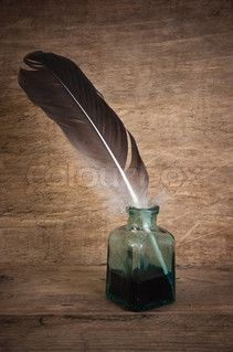 Ink wells and quill pens - Bing Images
