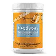 OsoLean<sup>®</sup> - Lose the fat, keep the lean*