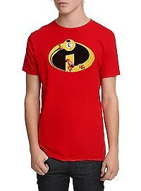 HOTTOPIC.COM - Disney The Incredibles Iconic Family T-Shirt