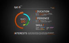 diseño de currículum digital Diseños de currículums que impresionan