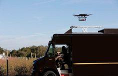 Już wkrótce to drony będą dostarczać przesyłki?