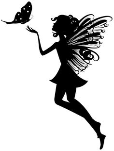 You can use a simple editing tools for clipart. Available Rotate and Resize Tool for picture: fairy vector silhouette Fairy Silhouette, Silhouette Clip Art, Silhouette Images, Dancer Silhouette, Fairy Tattoo Designs, Music Tattoo Designs, Music Tattoos, Elfen Tattoo, Fairy Templates