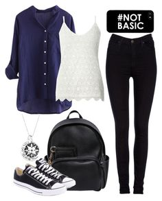 """school series"" by fanan0ndom ❤ liked on Polyvore"