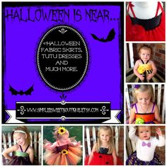 Shop all of our Halloween costumes and Tutu's here: https://www.etsy.com/shop/Simpleesweetboutique?ref=l2-shopheader-name #halloween #simpleesweetboutique