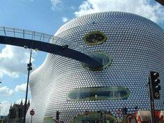 The Selfridges Building in Birmingham, Future Systems
