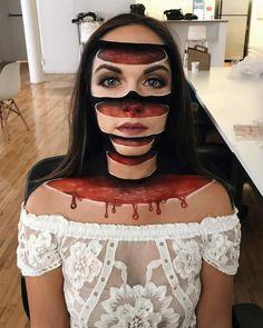 Make-up-Illusionen von Mimi Choi https://www.langweiledich.net/make-up-illusionen-von-mimi-choi/