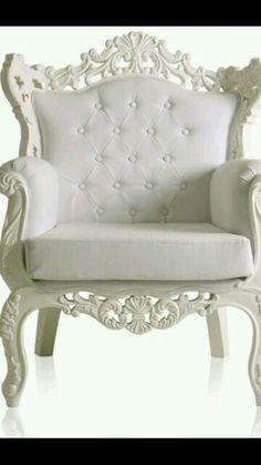 Chic White Chair ♥
