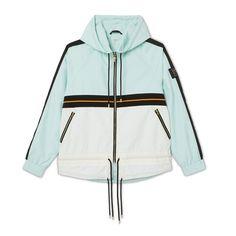 Man Up Windbreaker Jacket Folding Treadmill, Man Up, Windbreaker Jacket, Black Stripes, Adidas Jacket, Rain Jacket, Raincoat, Sporty, Sweatpants