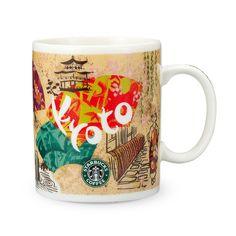 スターバックス コーヒー ジャパンの京都マグについてご紹介します。