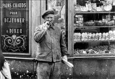 """Paname Paris on Twitter: """"Janine Niepce   Rue de Sèvres     The worker with bread    Paris 1963… """""""