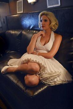Hanna's Marilyn Monroe