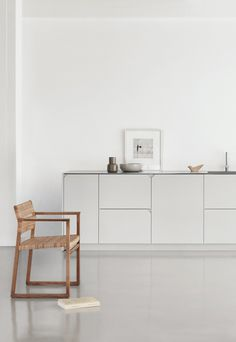 A new IKEA kitchen hack from Cecilie Manz & Reform Minimalist Kitchen Cecilie hack Ikea Kitchen Manz Reform Ikea Kitchen Units, Ikea Kitchen Design, Ikea Kitchen Cabinets, Kitchen Hacks, Kitchen Countertops, Kitchen Interior, Kitchen Ideas, Kitchen Trends, Diy Interior
